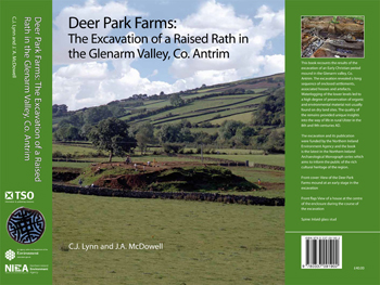 Front cover of the book Deerpark