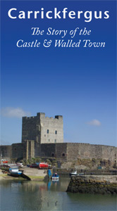Front cover of the Carrickfergus Book
