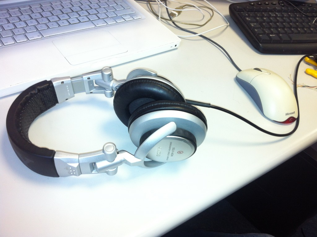 Sony Headphone MDR v700