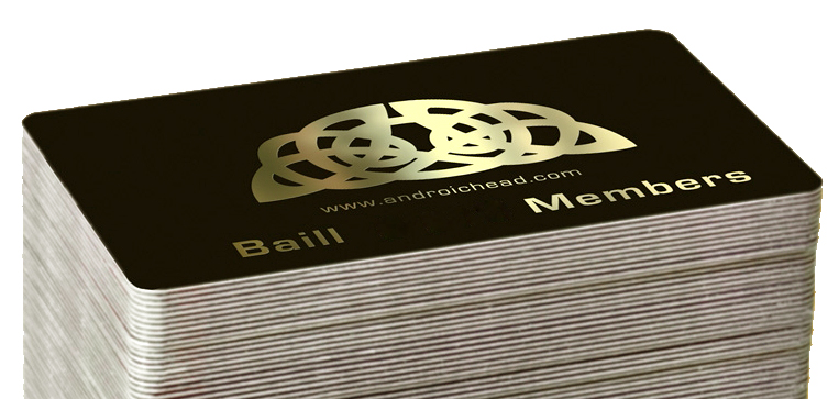 Oin Interactive  Membership Card Design