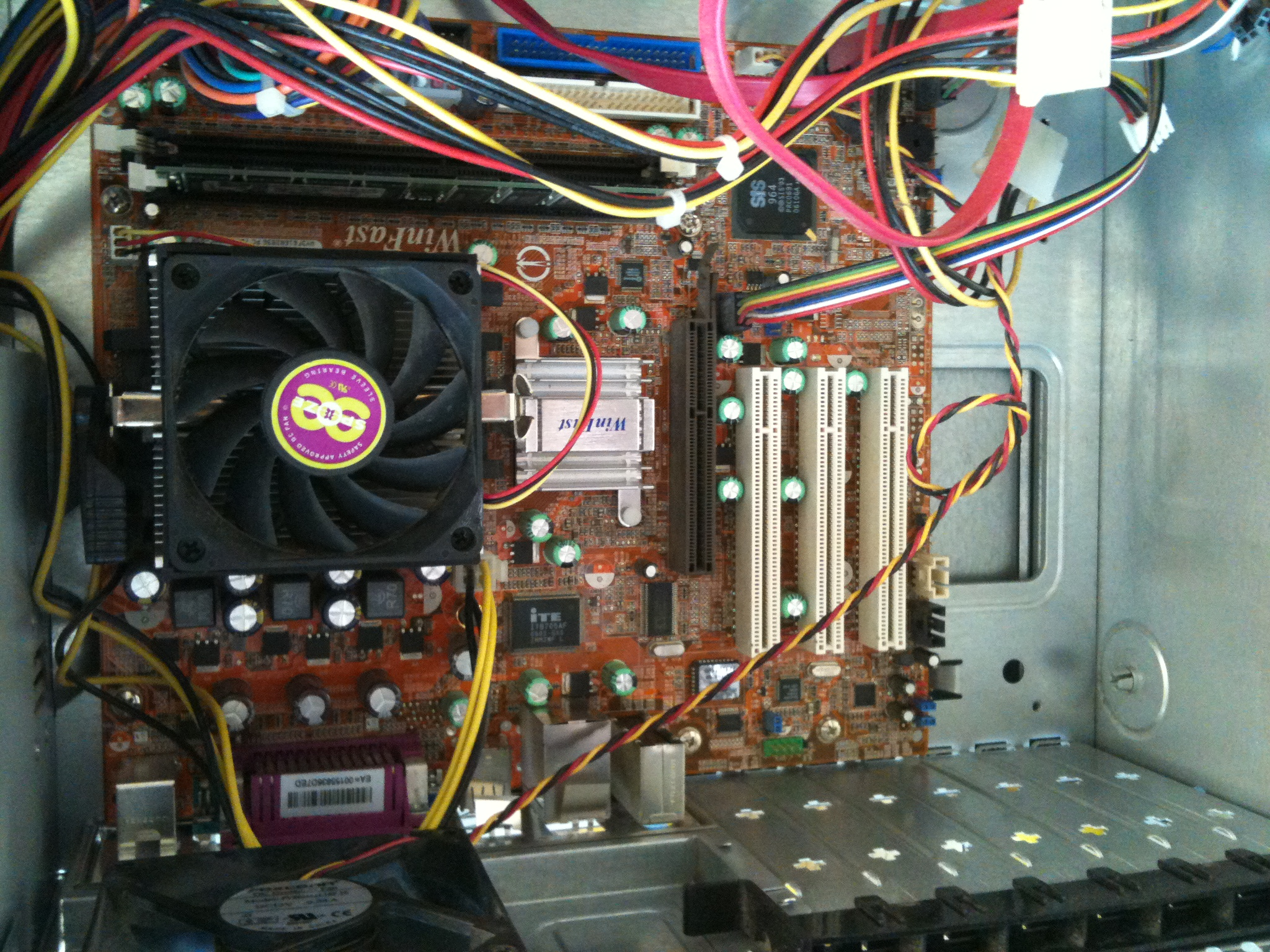 Computer Maintenance How To Clean Pc Fan Oin Interactive Website